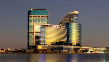 Pictured: One of IHG's Crown Plaza hotels in Dubai
