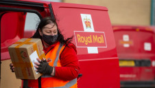"Royal Mail is one of the UK's biggest fleet operators and has the biggest ""feet on the street"" workforce, comprising 90,000 postmen and women. Image: Royal Mail"