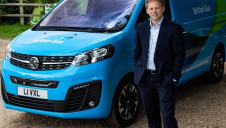 The new vans will hit the road by the end of next year. Image: Centrica