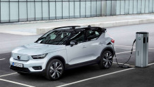 Pictured: The Volvo XC40 Recharge