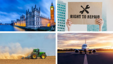 From 'right to repair' laws to new 'green' incentives for farmers, it has been a busy week for policy relating to energy and the environment in the UK
