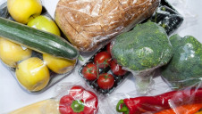 Food waste contaminated with plastic is often burned or sent to landfill