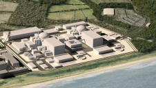Pictured: An artist's impression of Sizewell C. Image: EDF