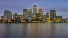 Citi and HSBC, pictured here at Canary Wharf, are among the banks being called upon by the investors