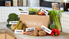 Oddbox's own product surplus is also donated to charities The Felix Project and City Harvest