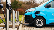Centrica is aiming to electrify its own fleet by 2025