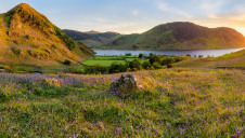 Pictured: Rannerdale Knots, Lake District