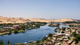 Egypt anticipates a reduction in Nile river water availability following completion of the Grand Ethiopian Renaissance Dam