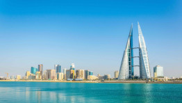 The new power and water plant will be in Manama, Bahrain's largest and capital city