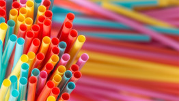 In 2018, five billion single-use plastic straws entered circulation in England