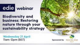 The webinar will take place at 11am (BST) on Wednesday 21 April and will be available to watch on-demand for those who register
