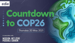 Taking place on Thursday 20 May, the Countdown to COP26 event features speed networking and panel discussions with an array of sustainability and climate leaders