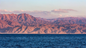 Saudi Arabia's Red Sea coast is the site for the two mega-size seawater reverse osmosis projects