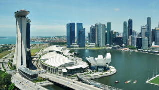 The schedule of tenders on Tuas Nexus was unveiled at Singapore International Water Week 2018 at Marina Bay Sands, Singapore