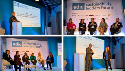 Our live blog will keep you up to date with all of the latest news and views from the Sustainability Leaders Forum, Awards and beyond