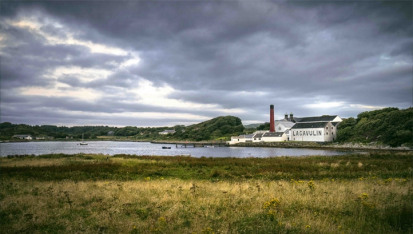 Diageo's Lagavulin distillery (pictured) will achieve carbon-neutral operations by the end of 2020